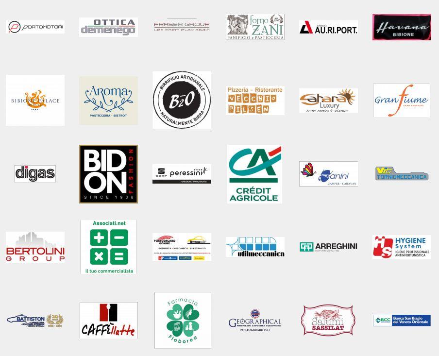 Sponsor A.S.D. PALLAVOLO PORTOGRUARO